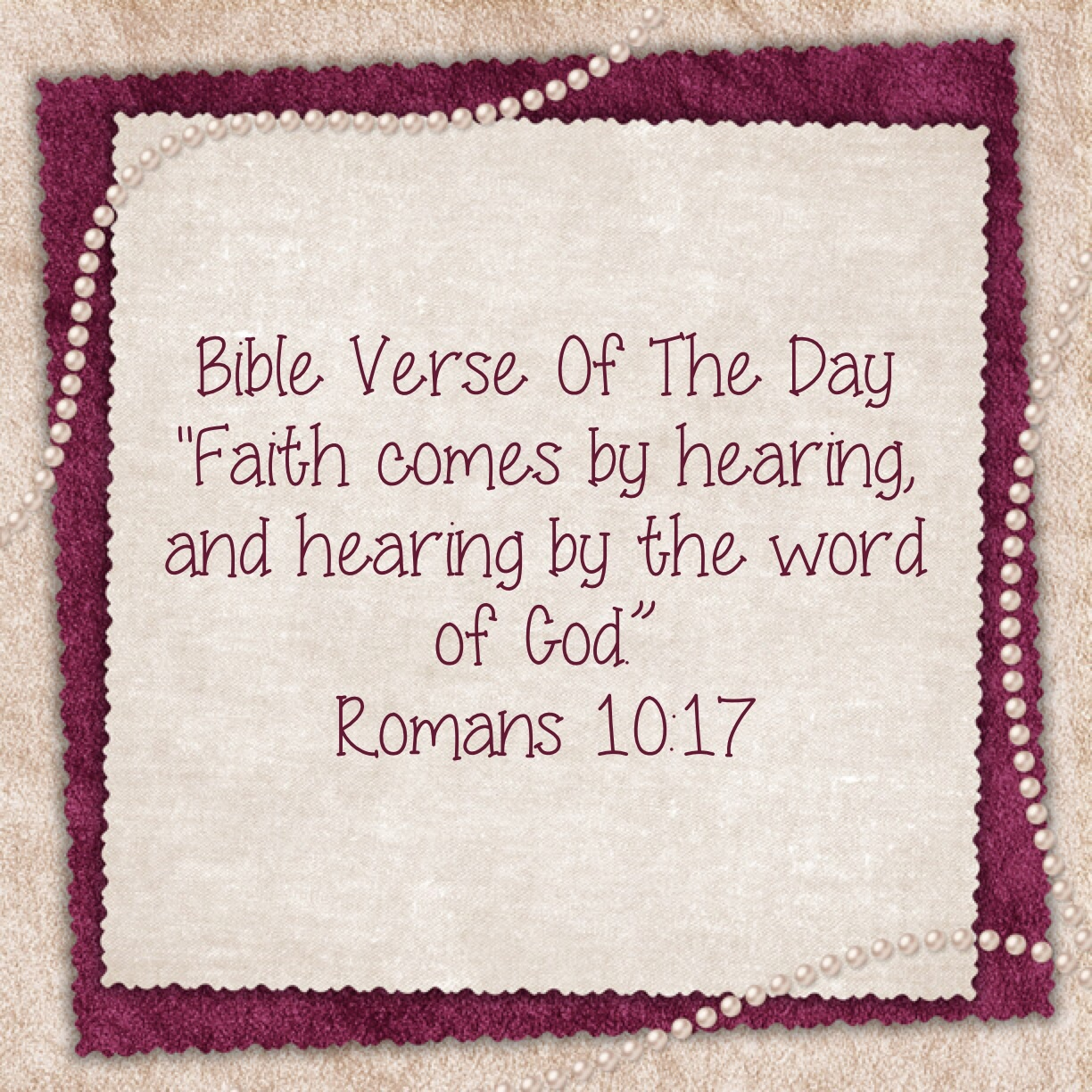 """Neely's Bend Church Of Christ, """"FAITH COMES BY HEARING"""""""